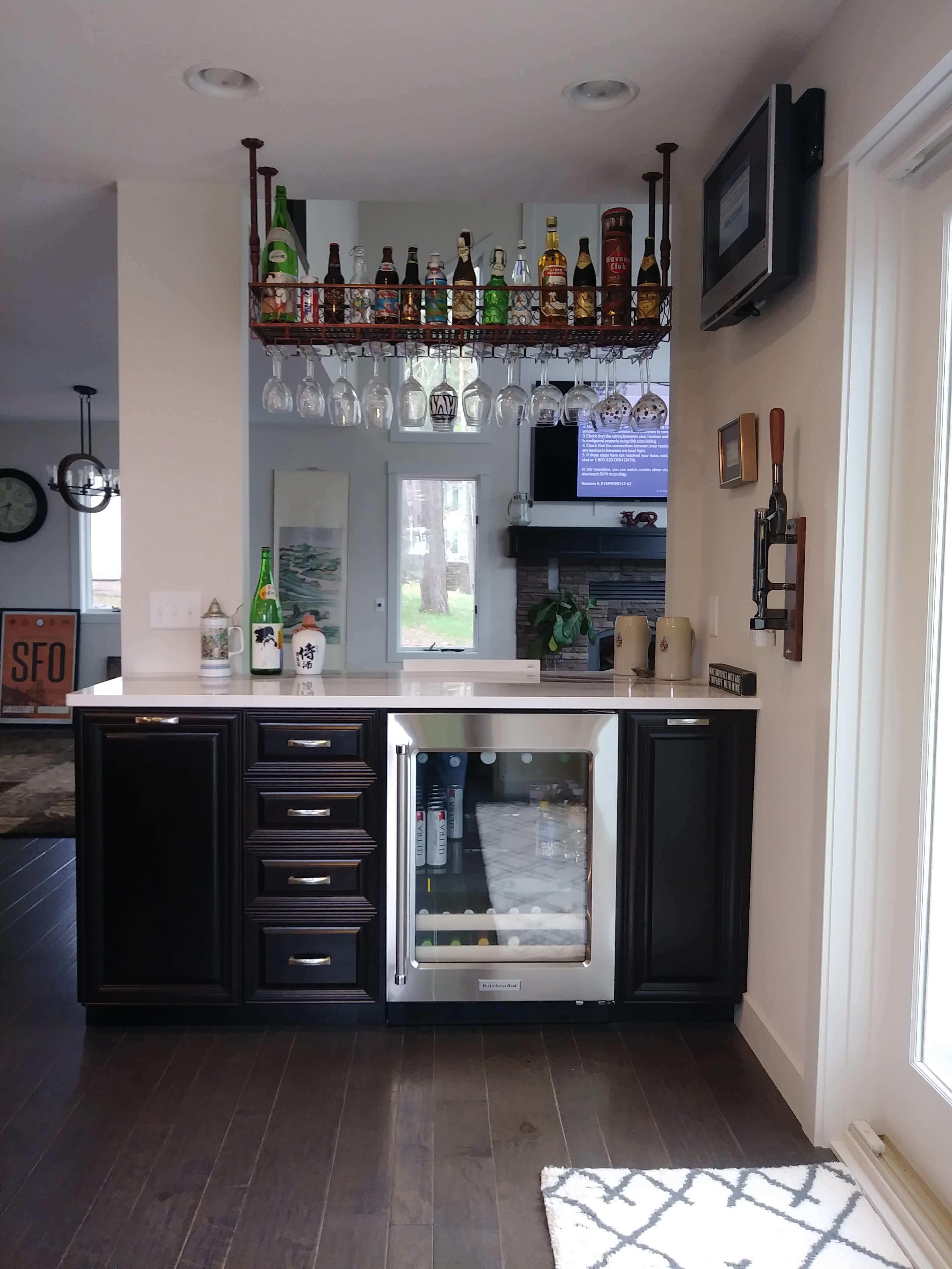 Valley Custom Cabinets Custom Bars